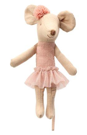 Детского игрушка мышка старшая сестра балерина MAILEG разноцветного цвета, арт. 16-1730-00 | Фото 1