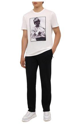 Мужская хлопковая футболка LIMITATO белого цвета, арт. EVER LAST/T-SHIRT | Фото 2