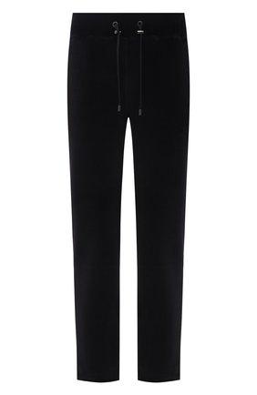 Мужские хлопковые брюки LIMITATO черного цвета, арт. MARKET/TRACK PANTS | Фото 1 (Материал внешний: Хлопок; Длина (брюки, джинсы): Стандартные; Случай: Повседневный; Кросс-КТ: Спорт; Мужское Кросс-КТ: Брюки-трикотаж; Стили: Спорт-шик)
