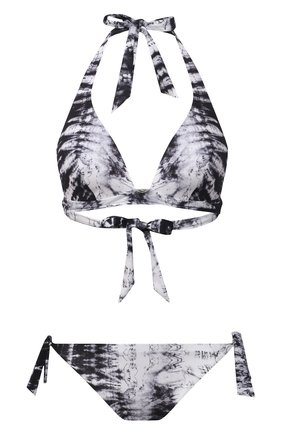 Женский раздельный купальник MARYAN MEHLHORN черно-белого цвета, арт. 5048-357 | Фото 1
