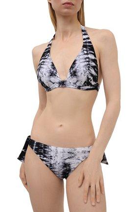 Женский раздельный купальник MARYAN MEHLHORN черно-белого цвета, арт. 5048-357 | Фото 2
