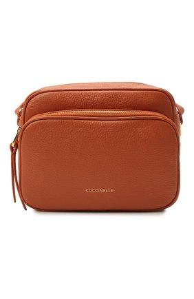 Женская сумка lea COCCINELLE оранжевого цвета, арт. E1 I60 15 01 01   Фото 1