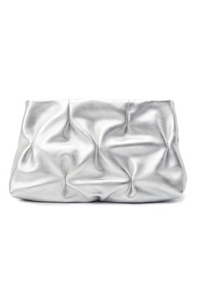 Женский клатч ophelie goodie COCCINELLE серебряного цвета, арт. E1 I85 19 02 01 | Фото 1