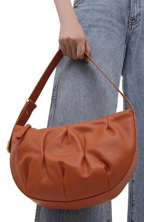 Женская сумка marquise goodie small COCCINELLE оранжевого цвета, арт. E1 IC0 13 01 01   Фото 2