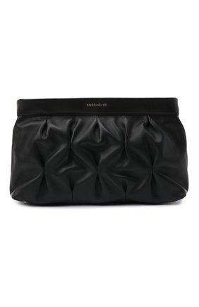 Женская сумка marquise goodie COCCINELLE черного цвета, арт. E1 IC0 19 01 01   Фото 1