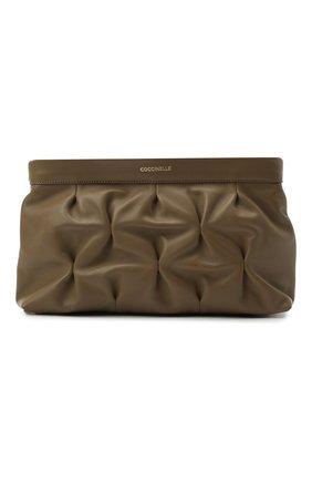 Женская сумка marquise goodie COCCINELLE хаки цвета, арт. E1 IC0 19 01 01   Фото 1