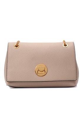 Женская сумка liya small COCCINELLE светло-розового цвета, арт. E1 ID0 12 03 01   Фото 1