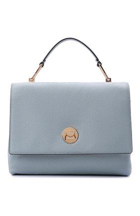 Женская сумка liya COCCINELLE светло-голубого цвета, арт. E1 ID0 18 01 01   Фото 1