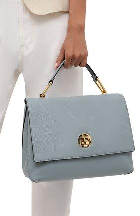 Женская сумка liya COCCINELLE светло-голубого цвета, арт. E1 ID0 18 01 01   Фото 2