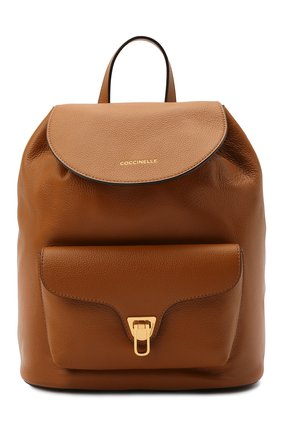 Женский рюкзак beat soft COCCINELLE коричневого цвета, арт. E1 IF6 14 01 01   Фото 1