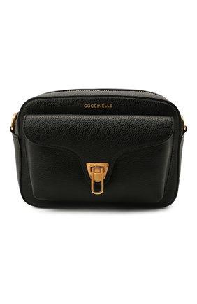 Женская сумка beat soft COCCINELLE черного цвета, арт. E1 IF6 15 02 01   Фото 1