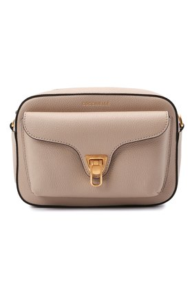 Женская сумка beat soft COCCINELLE светло-розового цвета, арт. E1 IF6 15 02 01   Фото 1