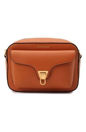 Женская сумка beat soft COCCINELLE оранжевого цвета, арт. E1 IF6 15 02 01   Фото 1