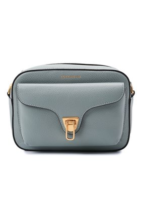 Женская сумка beat soft COCCINELLE светло-голубого цвета, арт. E1 IF6 15 02 01   Фото 1