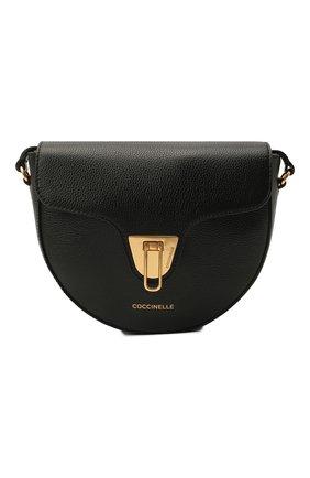 Женская сумка beat soft COCCINELLE черного цвета, арт. E1 IF6 15 03 01   Фото 1