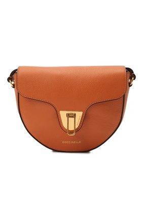 Женская сумка beat soft COCCINELLE оранжевого цвета, арт. E1 IF6 15 03 01   Фото 1