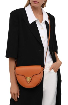 Женская сумка beat soft COCCINELLE оранжевого цвета, арт. E1 IF6 15 03 01   Фото 2