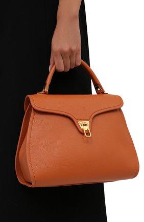Женская сумка marvin COCCINELLE оранжевого цвета, арт. E1 IP0 18 03 01   Фото 2