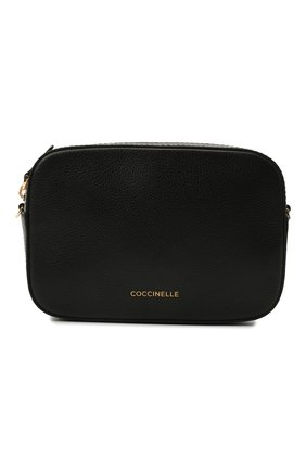 Женская сумка tebe COCCINELLE черного цвета, арт. E5 IV3 55 I1 07   Фото 1