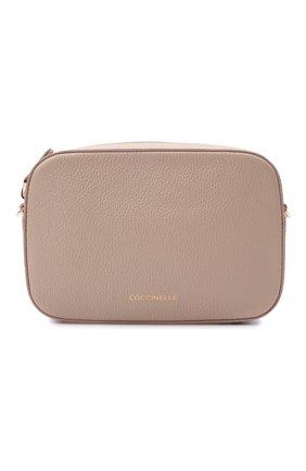 Женская сумка tebe COCCINELLE светло-розового цвета, арт. E5 IV3 55 I1 07   Фото 1