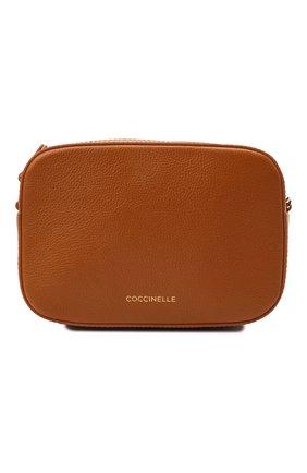 Женская сумка tebe COCCINELLE коричневого цвета, арт. E5 IV3 55 I1 07   Фото 1