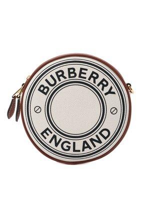 Женская сумка louise BURBERRY кремвого цвета, арт. 8041309 | Фото 1