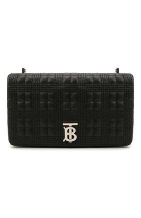 Женская сумка lola medium BURBERRY черного цвета, арт. 8022597 | Фото 1
