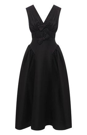 Женское платье SELF-PORTRAIT черного цвета, арт. PF21-023M | Фото 1