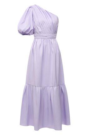 Женское платье SELF-PORTRAIT сиреневого цвета, арт. PF21-100 | Фото 1