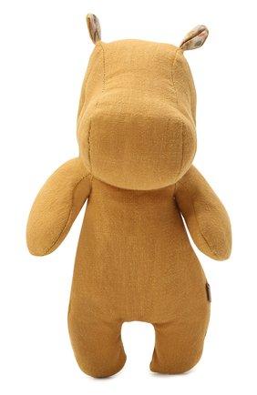 Детского игрушка бегемот MAILEG желтого цвета, арт. 16-1920-00 | Фото 1