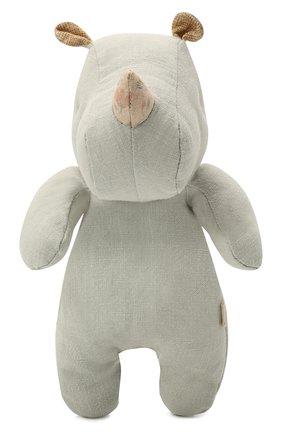 Детского игрушка носорог MAILEG голубого цвета, арт. 16-1921-00 | Фото 1