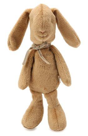 Детского игрушка заяц маленький MAILEG коричневого цвета, арт. 16-1991-00 | Фото 1