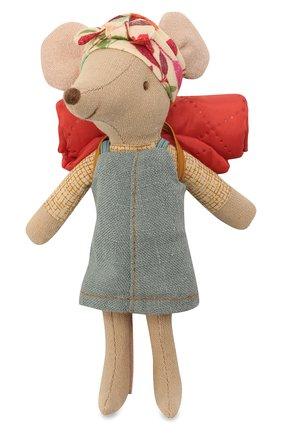 Детского игрушка мышка-путешественница старшая сестра  MAILEG разноцветного цвета, арт. 16-1738-00 | Фото 1