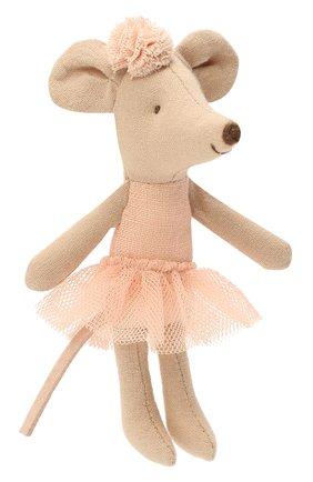 Детского игрушка мышка-балерина младшая сестра MAILEG разноцветного цвета, арт. 16-1720-00 | Фото 2
