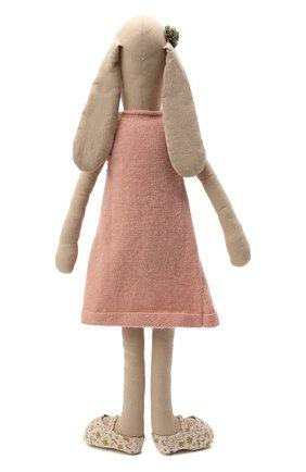 Детского игрушка заяц MAILEG бежевого цвета, арт. 16-9501-00 | Фото 2
