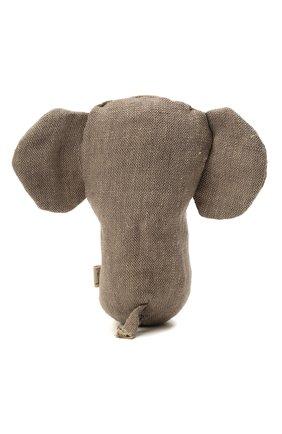 Детского погремушка слон MAILEG серого цвета, арт. 16-8917-00 | Фото 2