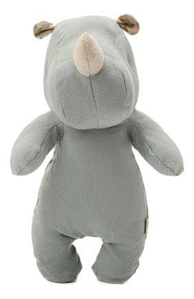 Детского игрушка носорог MAILEG серо-голубого цвета, арт. 16-1921-01 | Фото 1