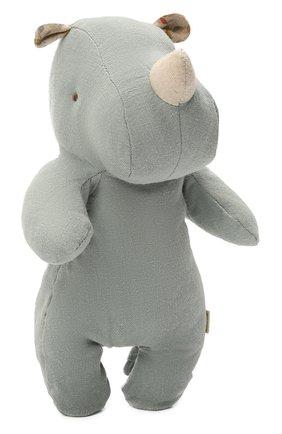 Детского игрушка носорог MAILEG серо-голубого цвета, арт. 16-1921-01 | Фото 2