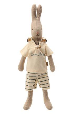 Детского игрушка кролик-моряк MAILEG разноцветного цвета, арт. 16-1220-00 | Фото 1