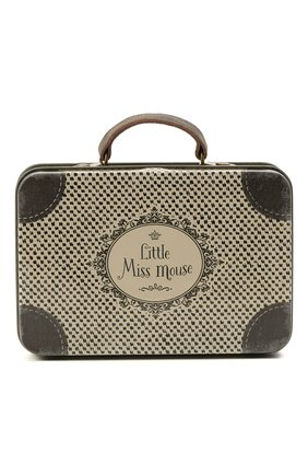 Детского игрушечный чемодан  MAILEG коричневого цвета, арт. 20-0204-00 | Фото 1