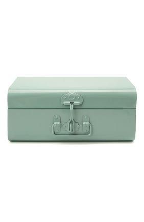 Детского игрушечный чемодан для хранения MAILEG голубого цвета, арт. 19-0533-00 | Фото 1