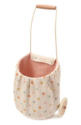 Детского игрушка тележка MAILEG розового цвета, арт. 11-1114-01 | Фото 1