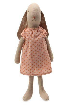 Детского игрушка заяц MAILEG бежевого цвета, арт. 16-9202-00 | Фото 1