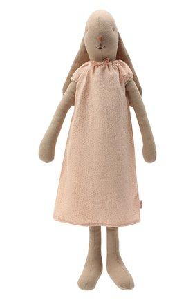 Детского игрушка заяц MAILEG бежевого цвета, арт. 16-9303-00 | Фото 1