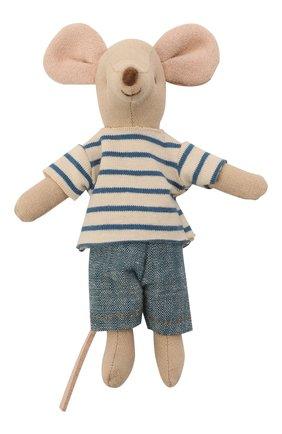 Детского игрушка мышонок старший брат MAILEG разноцветного цвета, арт. 16-1733-01 | Фото 1