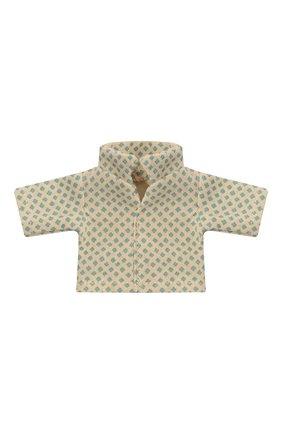 Детского игрушечная пижама для мышонка папы MAILEG разноцветного цвета, арт. 16-1740-03 | Фото 2