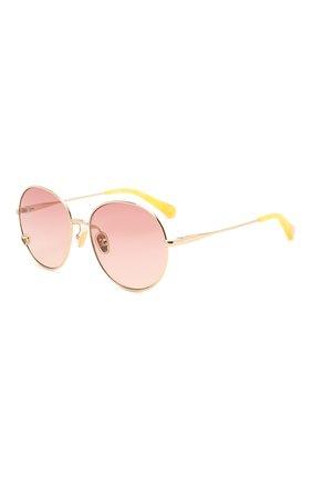 Детские солнцезащитные очки CHLOÉ розового цвета, арт. CC0006S 004 | Фото 1
