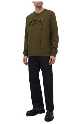 Мужские кожаные дерби SANTONI черного цвета, арт. MGMG17800JK4EZ0LN51 | Фото 2