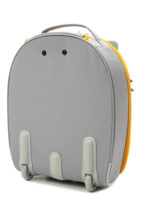 Детский дорожный чемодан на колесиках happy sammies eco SAMSONITE разноцветного цвета, арт. KD7-08006 | Фото 2