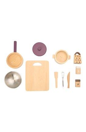 Детского игрушечный кухонный набор посуды bistro KID`S CONCEPT разноцветного цвета, арт. 1000566 | Фото 2